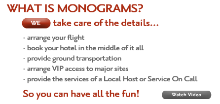 What is monograms