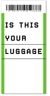 Is This Your Luggage logo