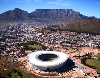 Cape Town Stadium - world cup 2010