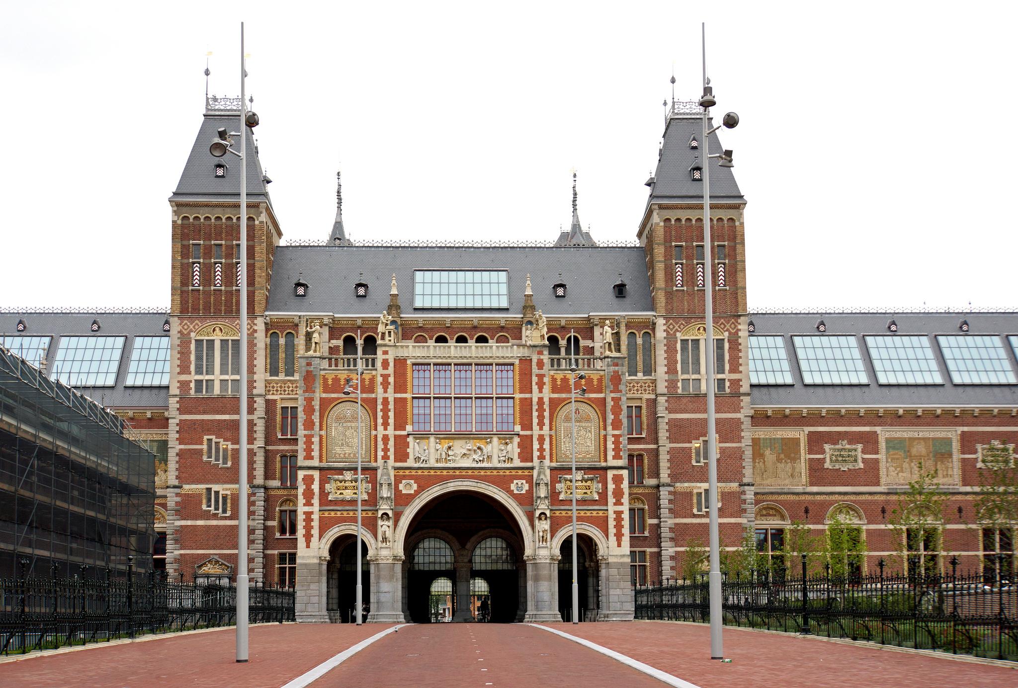 المتحف الوطني ريكس أمستردام