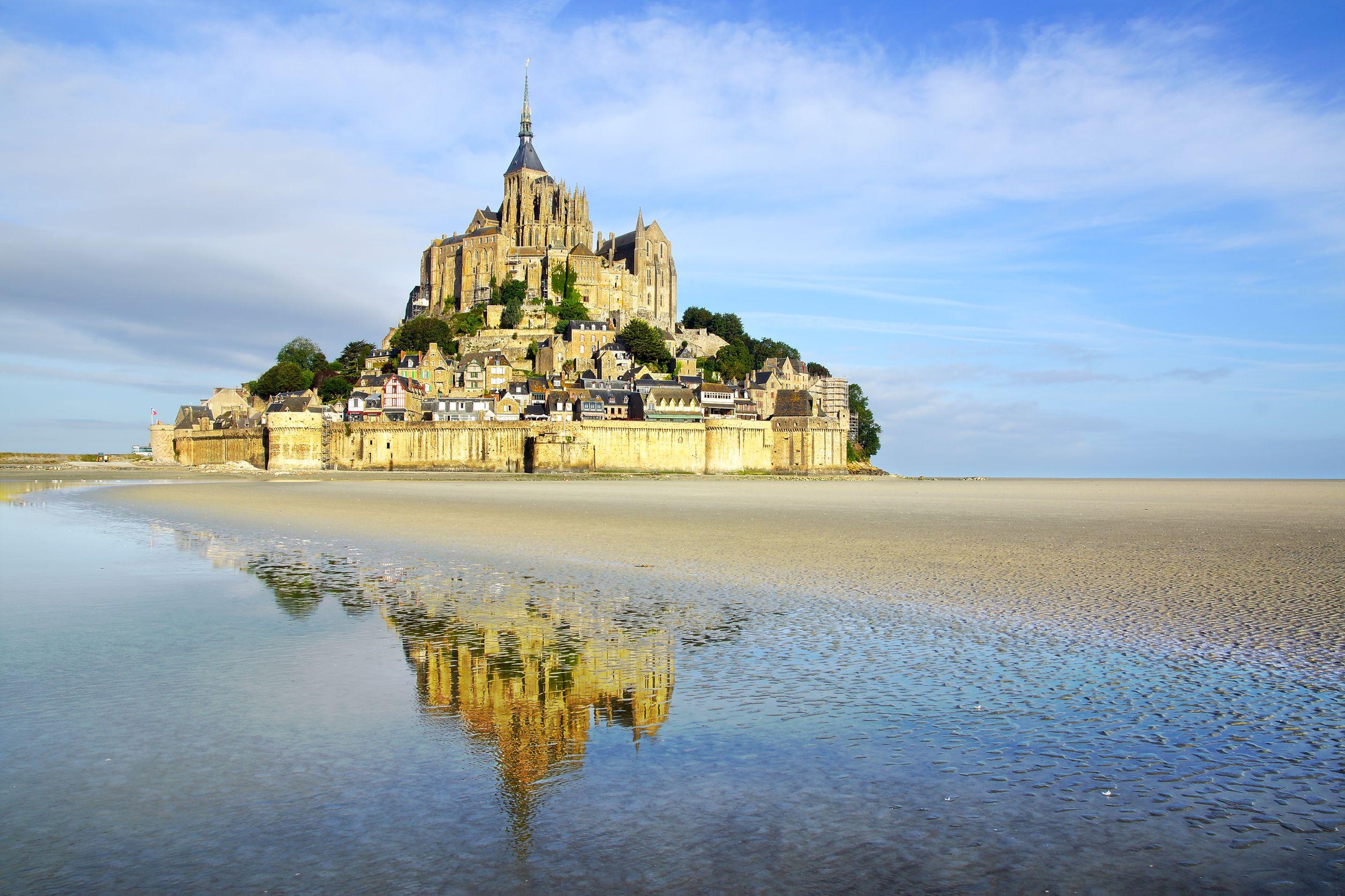 مونت سانت ميشيل فرنسا