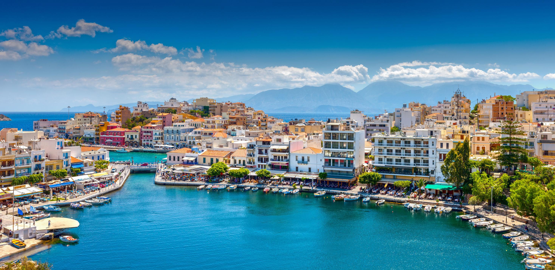 جزيرة كريت اليونان