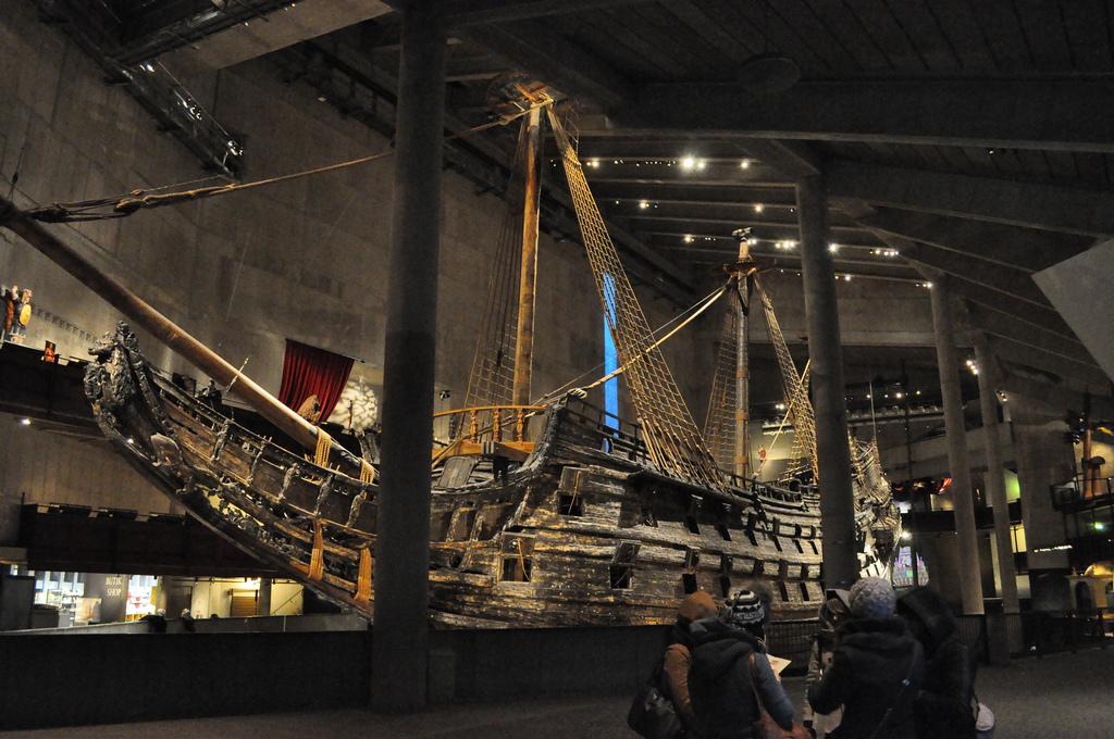 متحف فاسا ستوكهولم  السويد