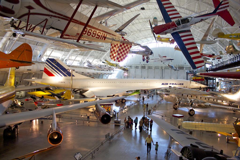 متحف سميثسونيان للطيران والفضاء واشنطن، الولايات المتحدة الأمريكية