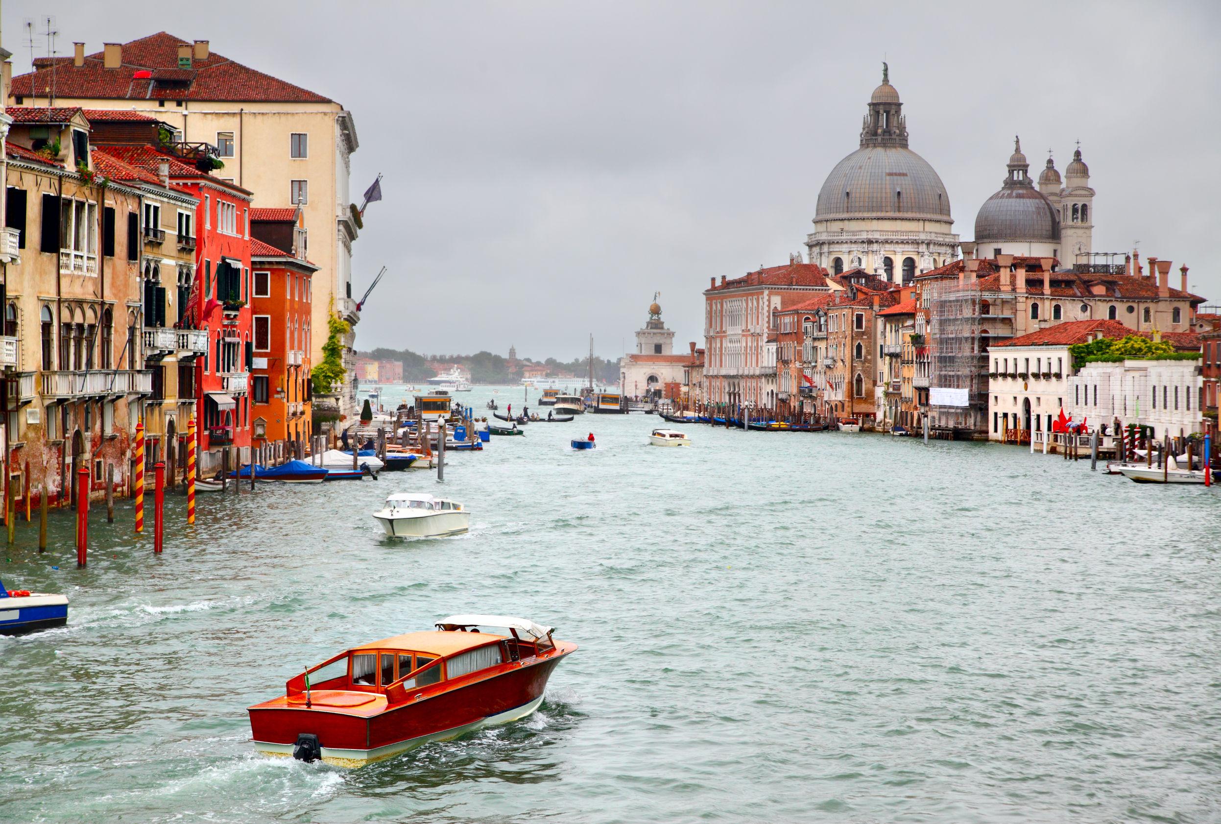 البندقية  فينيسيا إيطاليا