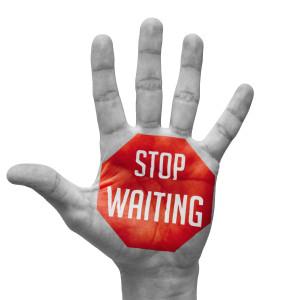 توقف عن إضاعة الوقت