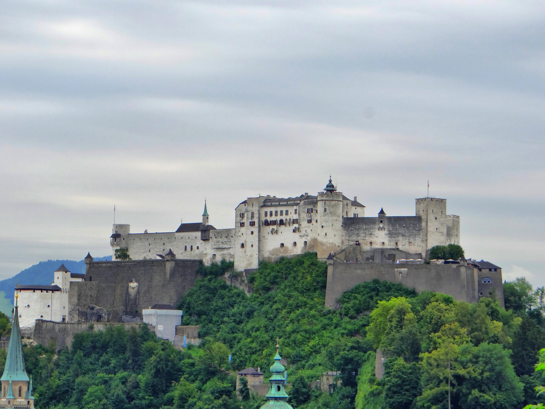 قلعة سالزبورغ   Hohensalzburg