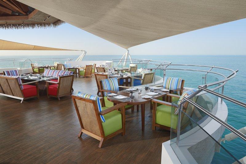 المطاعم في جزيرة الموز الدوحة قطر