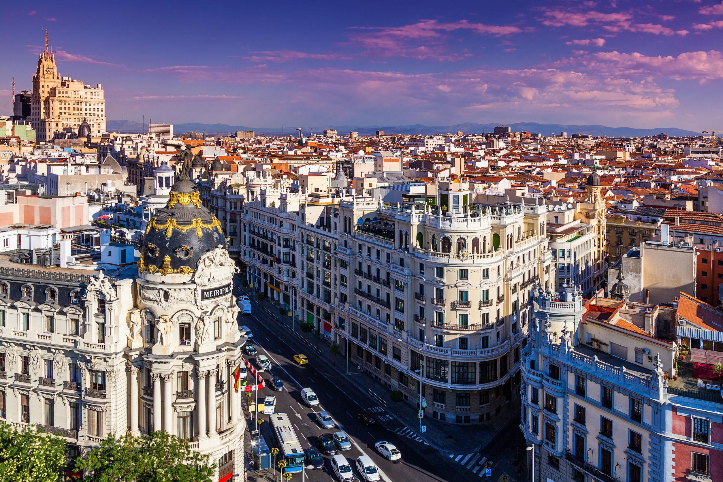مدريد إسبانيا