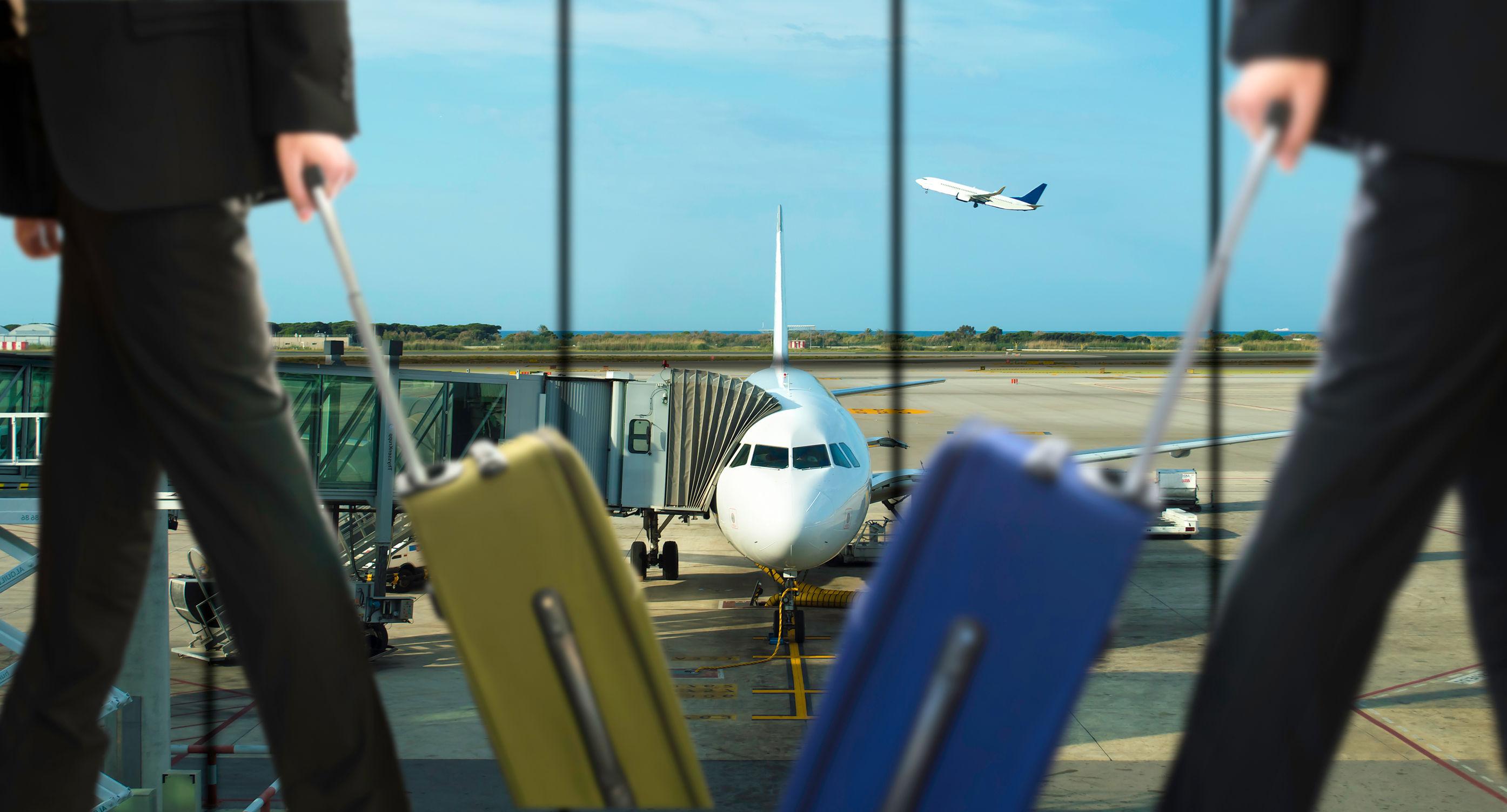 إعلان إياتا عن شروط جديدة على أحجام حقائب السفر