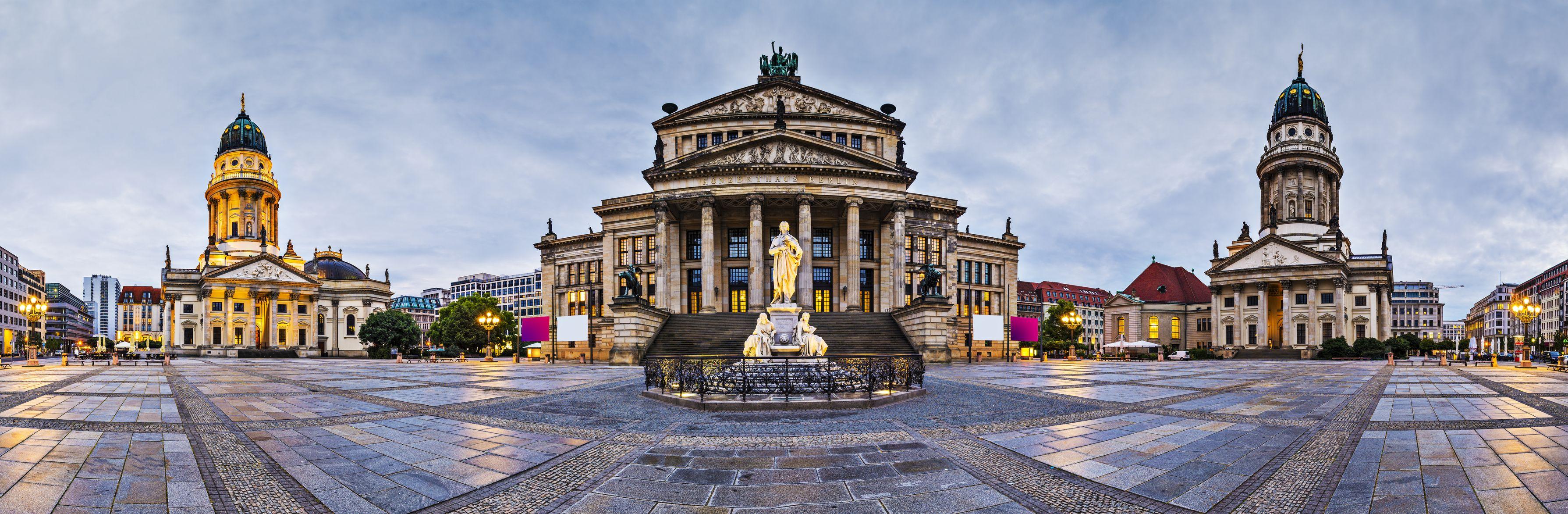 جيندارمينماركت برلين