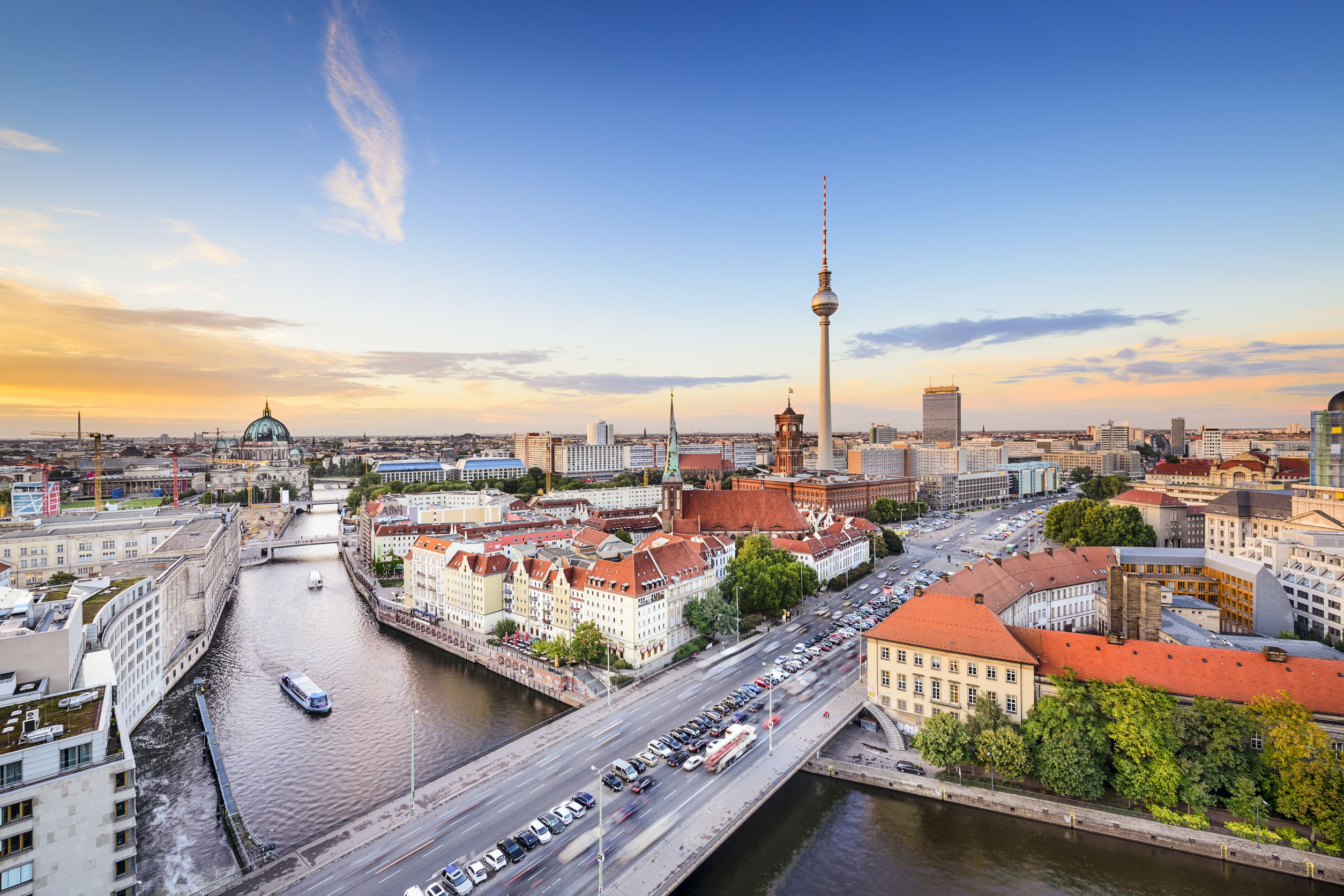 برج التلفزيون برلين