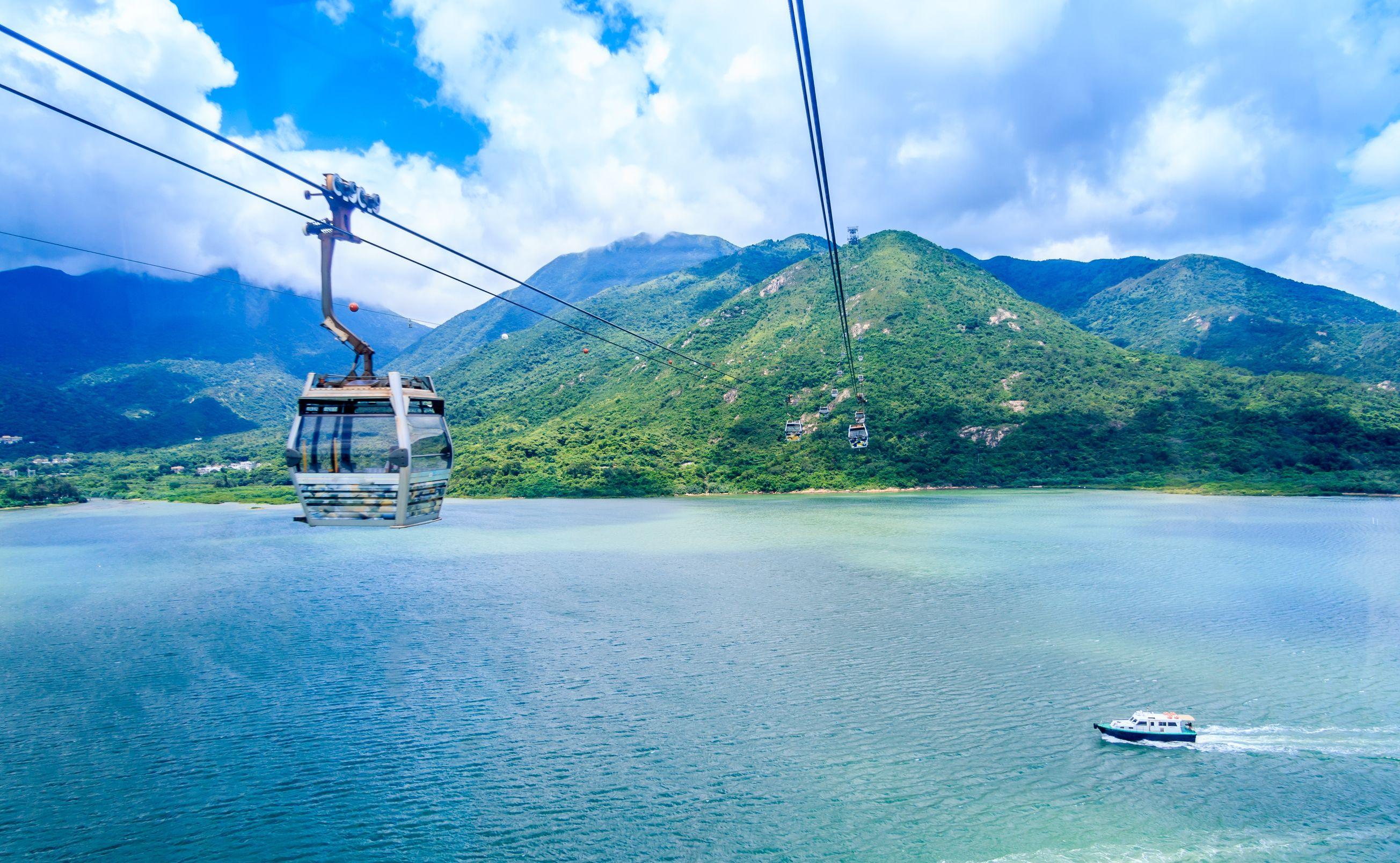 نغونغ بينغ 360 قرية نغونغ بينغ هونغ كونغ