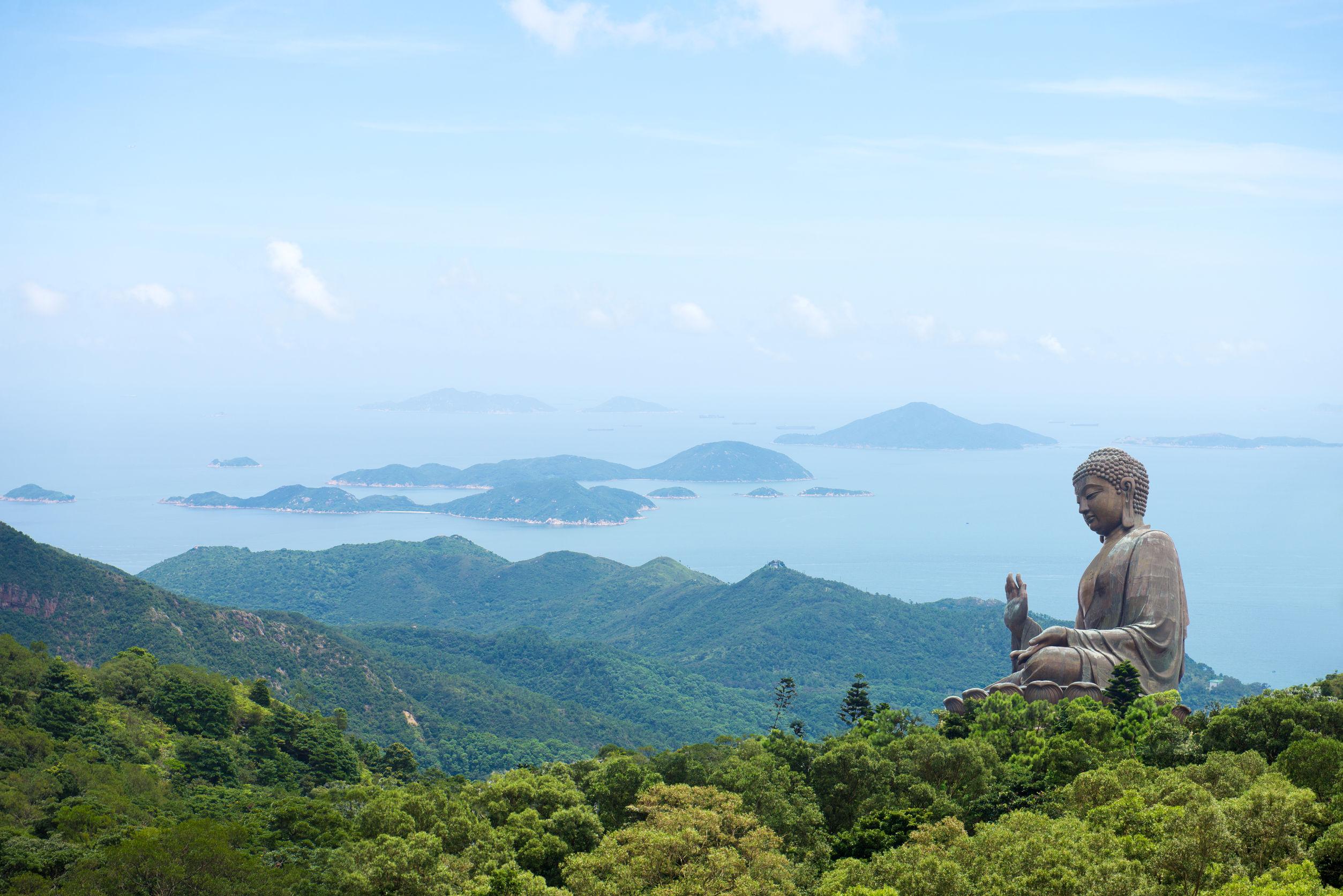 جزيرة لانتاو هونغ كونغ