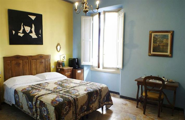 فندق برجلينو الثاني فلورنسا إيطاليا