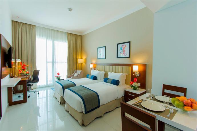أوريس  فخر الدين للشقق الفندقية دبي