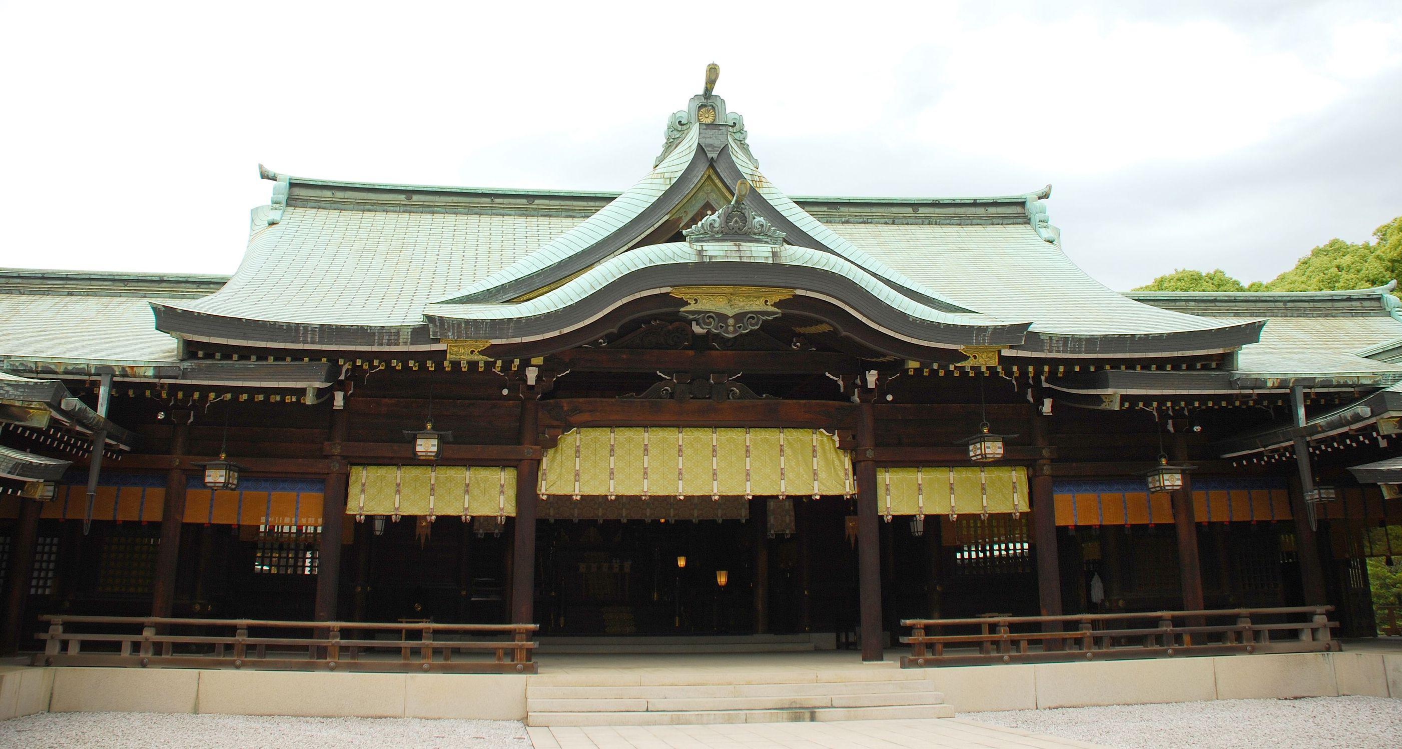 ميجي جينجو Meiji Jingu طوكيو اليابان