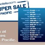 مليون غرفة فندقية بأسعار مخفضة في نيوزلندا ودول المحيط الهادئ