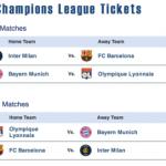 هل تود مشاهدة نصف نهائي دوري أبطال أوروبا؟