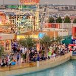 القرية العالمية في دبي ٢٠١٤-٢٠١٥