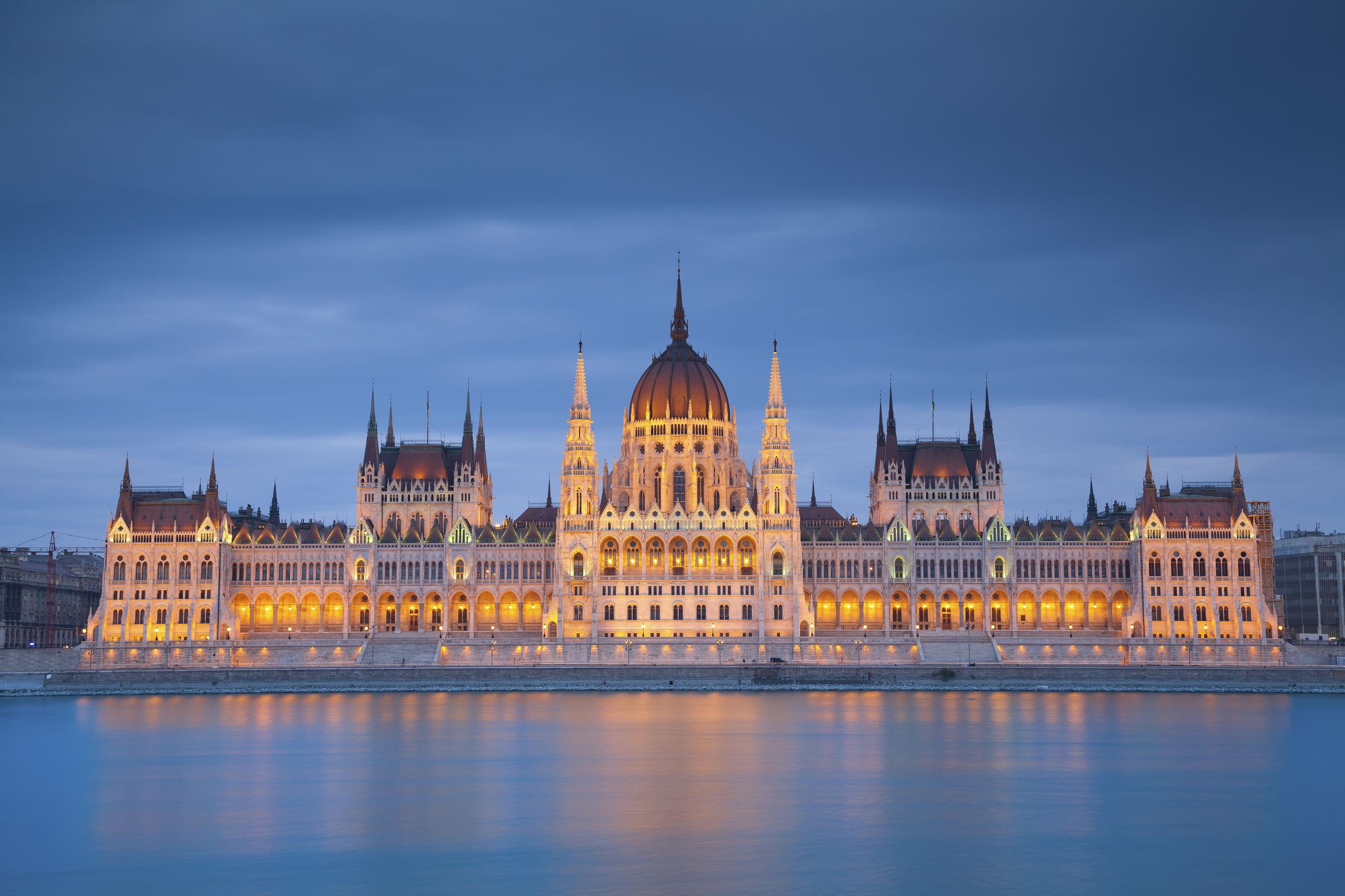 بودابست المجر