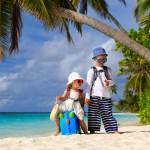 سبع نصائح لرحلة آمنة وممتعة مع أطفالك