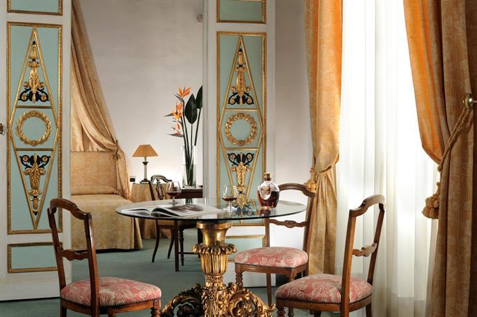 فندق جراند منيرفا فلورنسا إيطاليا