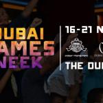 أسبوع الألعاب دبي 2015