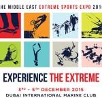 معرض الشرق الأوسط للرياضة الحرة في دبي 2015