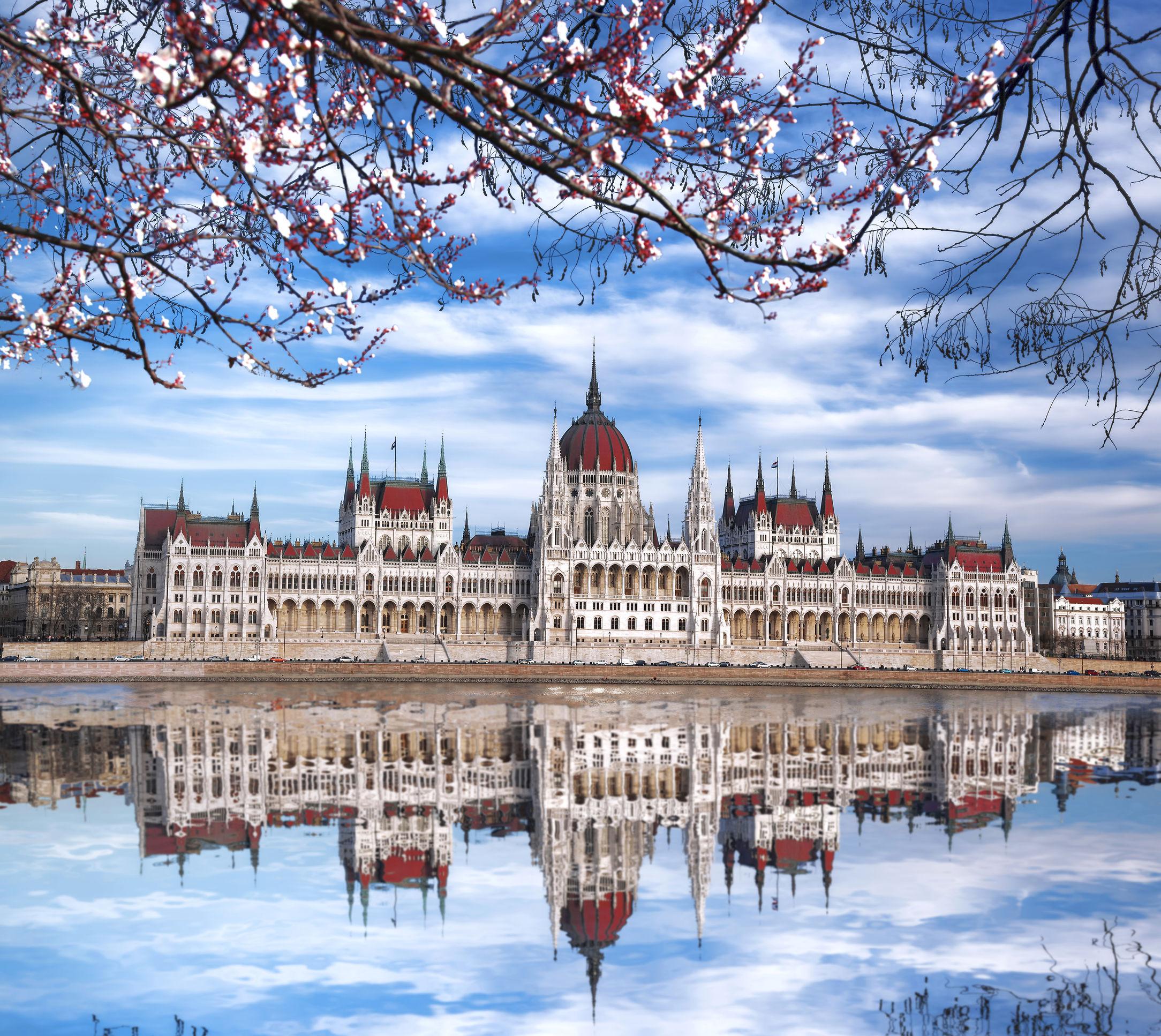 بودابست، عاصمة المجر هنغاريا