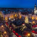 سبع أفضل وجهات للإحتفال بعيد الميلاد
