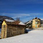 السياحة في سبانجا في الشتاء